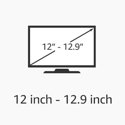 "12"" to 12.9"" Inch"