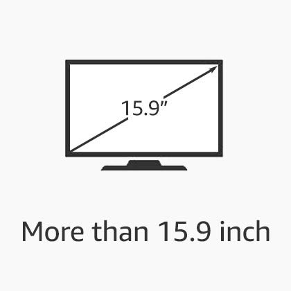 "More than 15.9"" Inch"