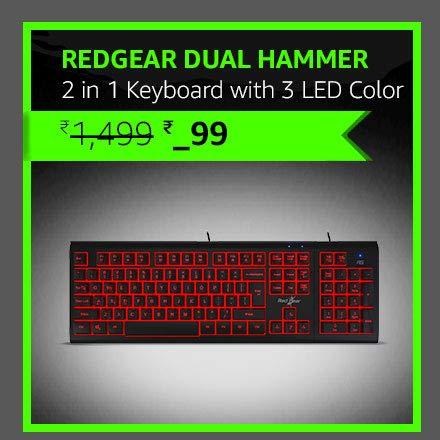 Redgear Dual Hammer