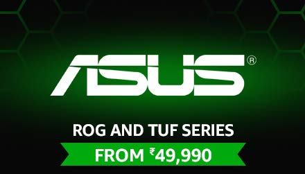 ASUS - ROG and TUF series