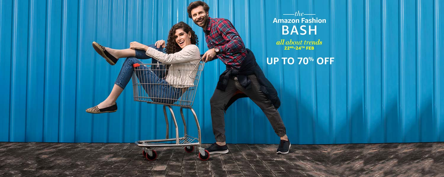 Up to 70% off | Amazon Fashion Bash