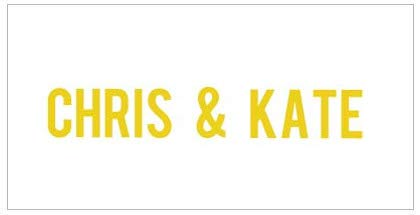 Chris & Kate