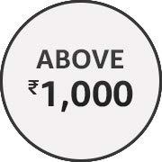 Above 1000
