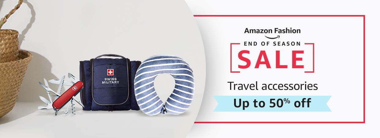 Travel Accessories in India : Buy Travel Kit & Travel