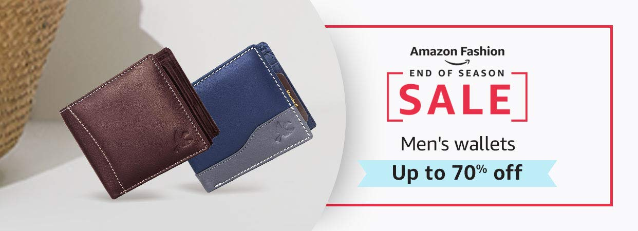 2d2d2d561ed5 Wallets for Men : Buy Mens Wallet Online in India - Amazon.in