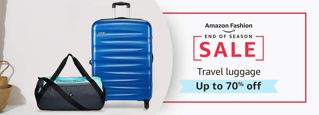 80079c949 Luggage Store: Buy Trolley Bags, Suitcases & Luggage Bags online at ...