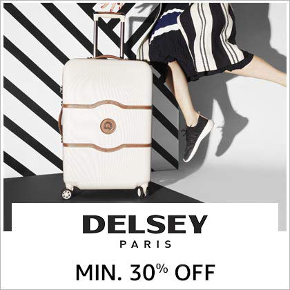 Delsey Bags