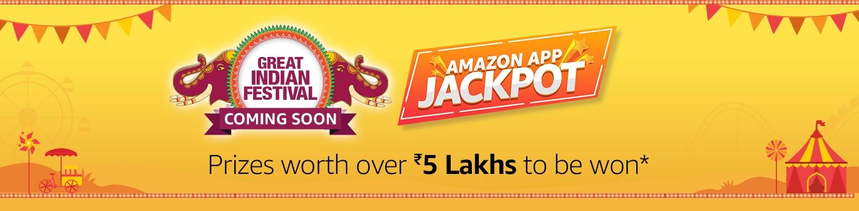 Amazon app jackpot