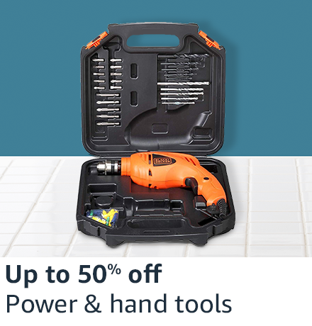 Power & hand tools