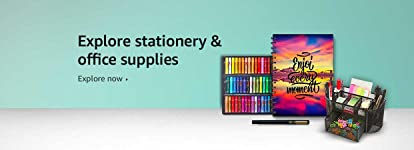 Stationery and Office supplies