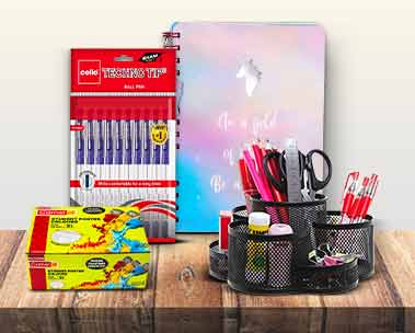 Deals on stationery & office supplies