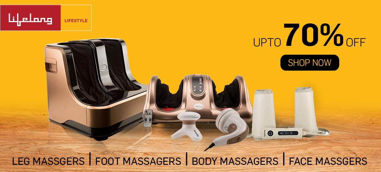Lifelong Massager