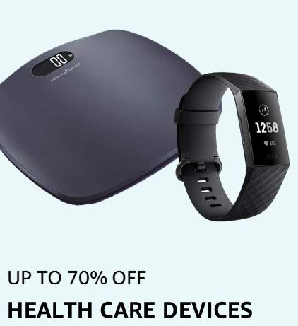 UP TO 70% OFF:HEALTH CARE DEVICES