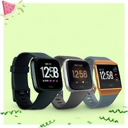 Fitbit watches at ₹ 12,999