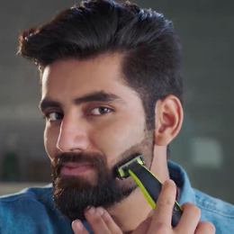 Power of 3 - Style, trim and shave with just OneBlade | Amazon specials