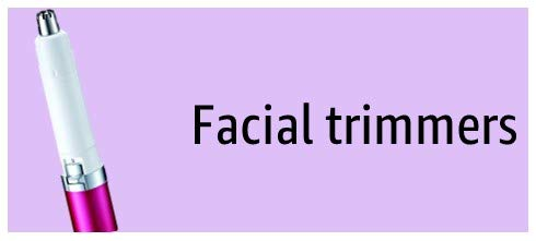 Facial trimmer