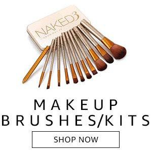 makeup brushes and kits