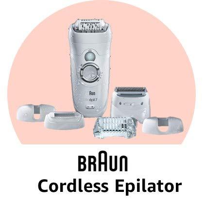Braun epilator