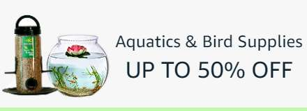 Aquatics & bird supplies