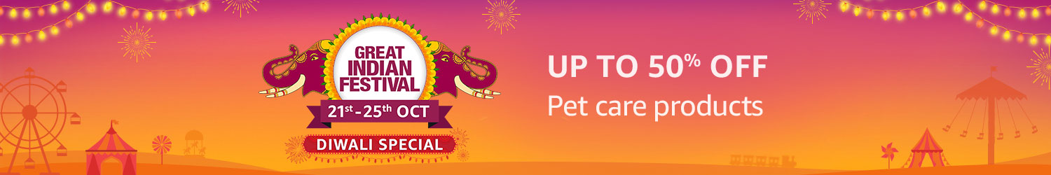 Pet Products - Up to 50% off