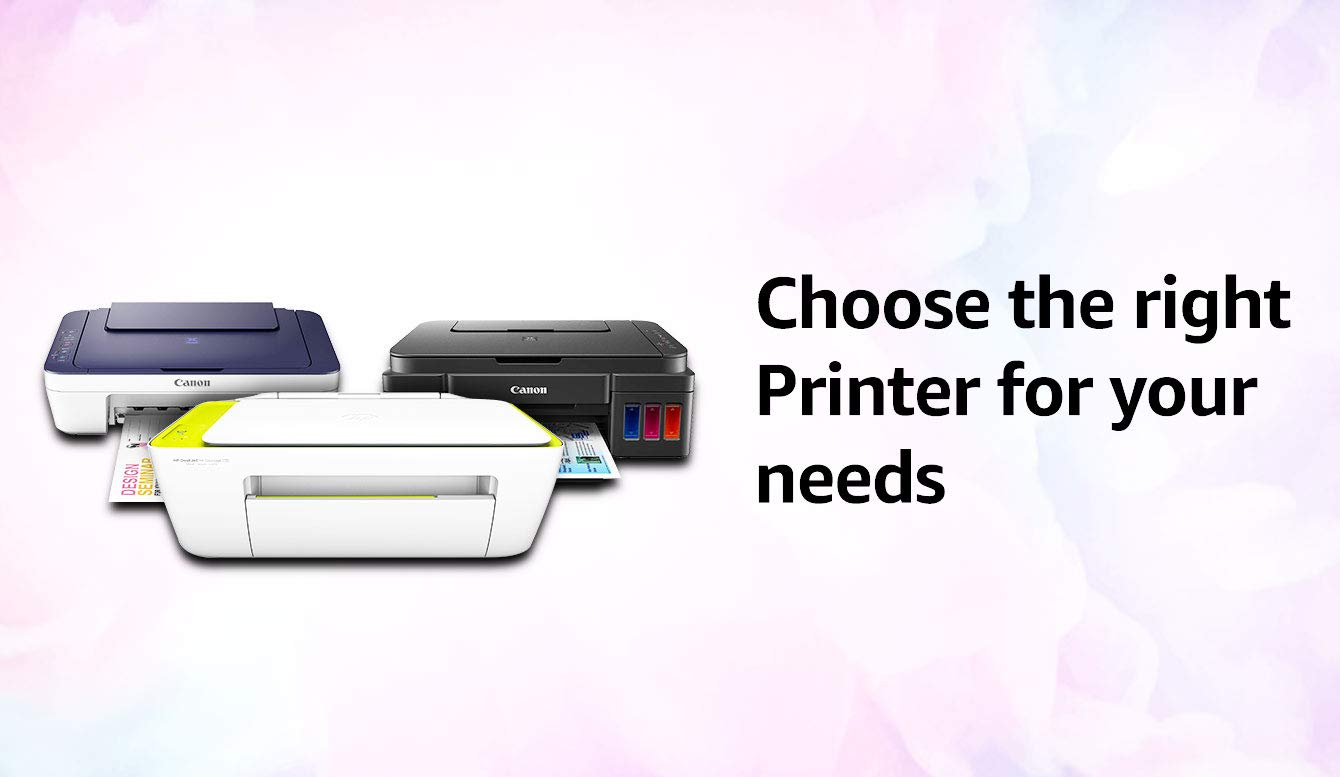 choose the right printer