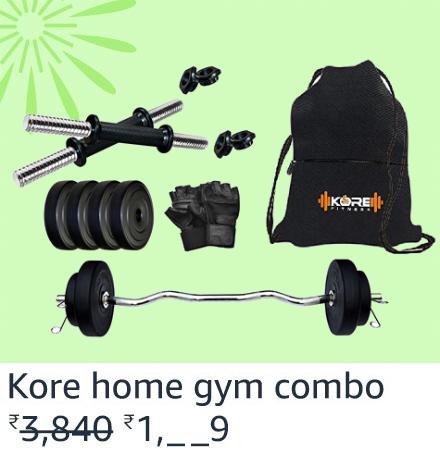 Kore home gym combo, 20kg