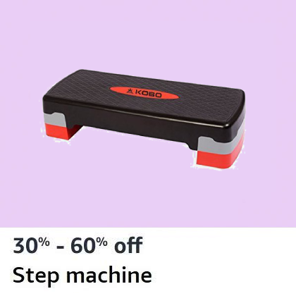 Step machine