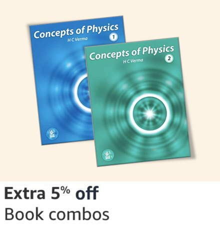 Extra 5% off   Book combos
