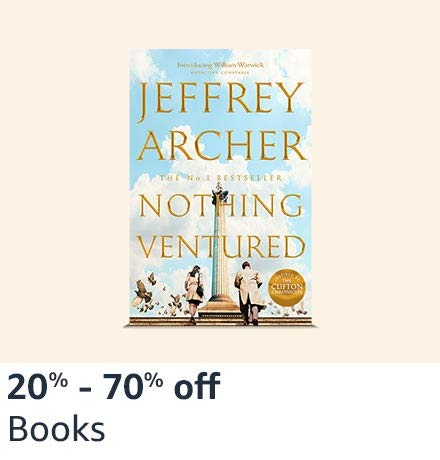 20% - 70% off | Books