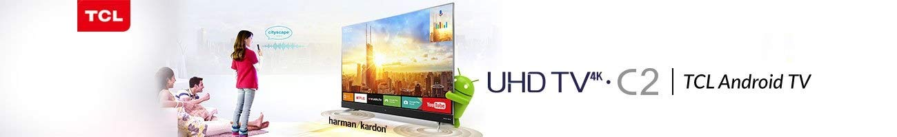TCL UHD TV C2 series