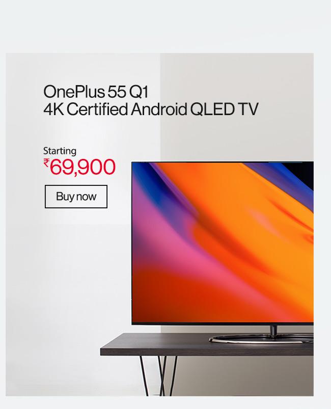 OnePlusTV 55 Q1