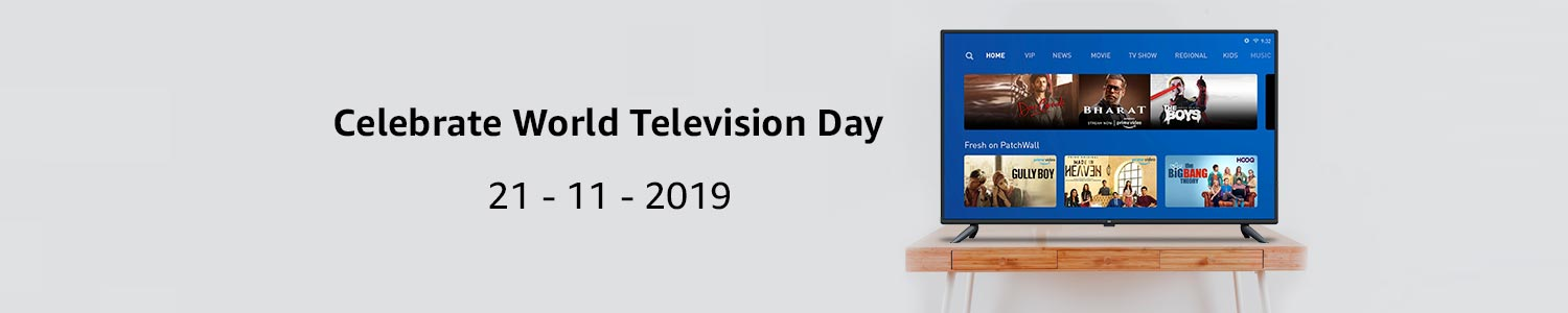 Celebrate World Television Day