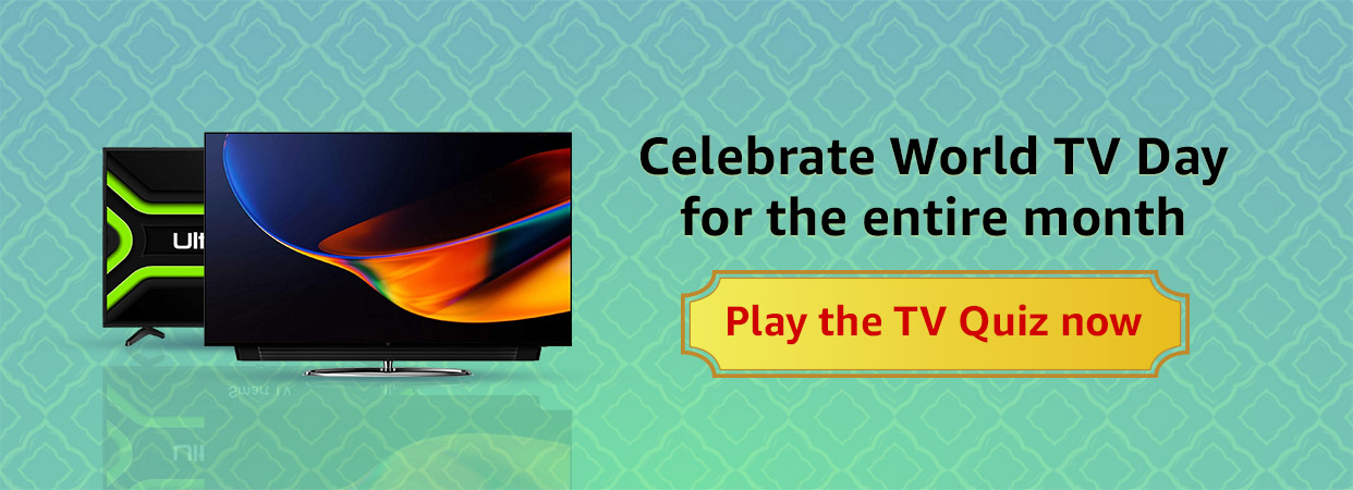 Best Deals on Top Televisions- Upto 50% Off + Extra 10% Off Yes & Indusind Bank