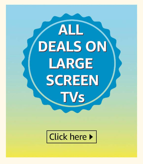 Offer : Up to 50% Off on TV