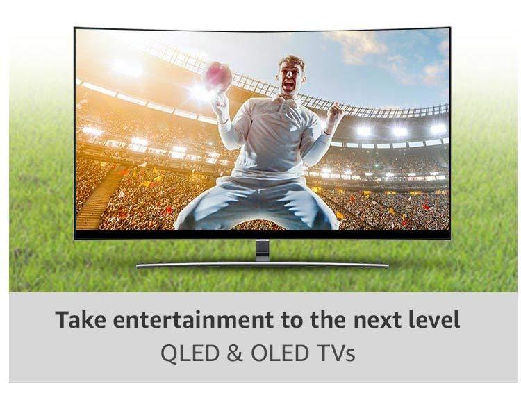 OLED & QLED TVs