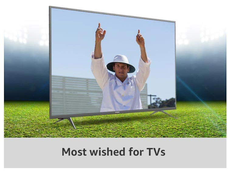 Most wished for TVs