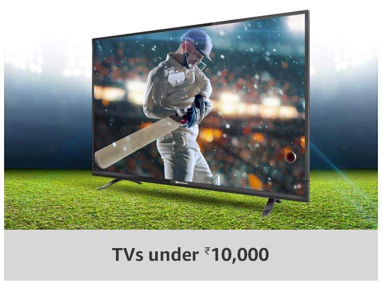 TVs under Rs.10,000