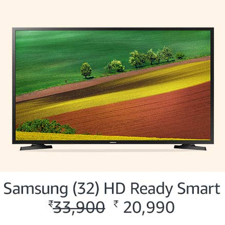 Samsung 32 HD Ready Smart