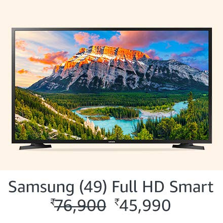 Samsung 49 FHD Smart