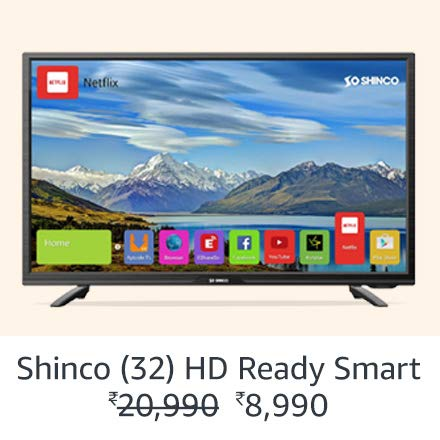 Shinco 32 HD Ready Smart
