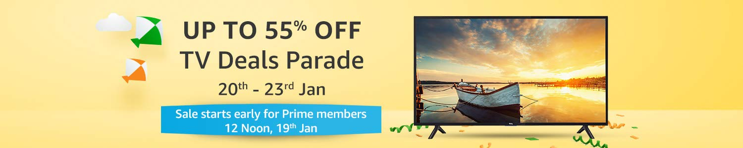 TV Deals Parade