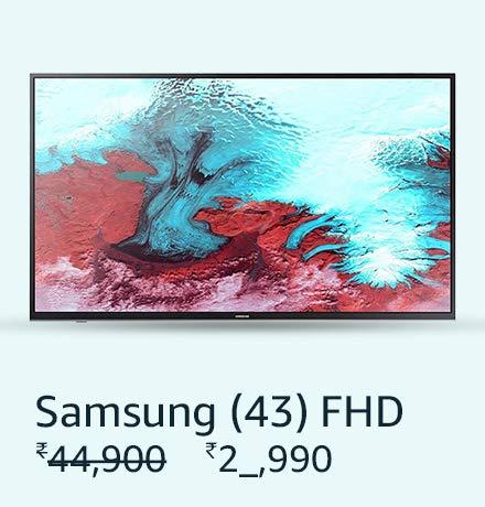 Samsung 43 FHD