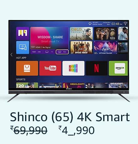Shinco 65 4K Smart