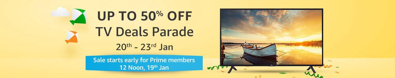 TV Deals Parade