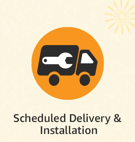 Scheduled Delivery & Installation