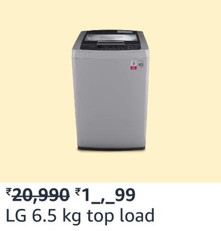 6.5 Kg Top Load