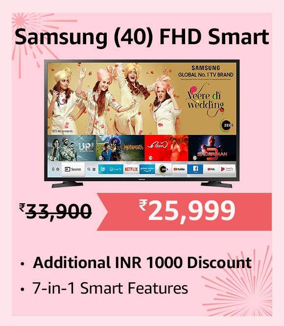 Samsung 40 FHD