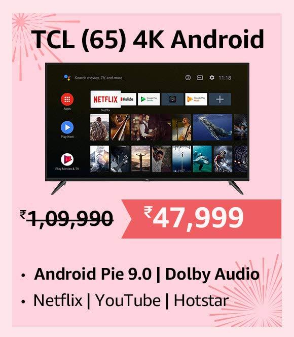 TCL 65 4K