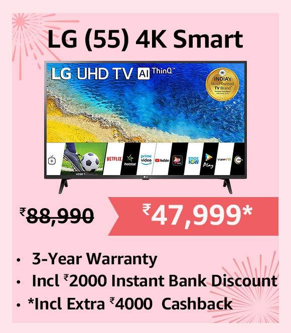 LG 55 4K