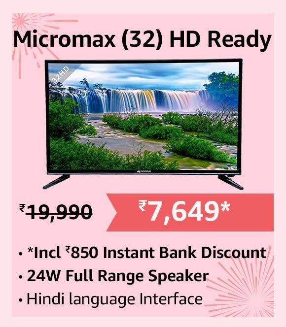 Micromax 32